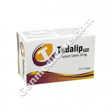 Tadalip 20