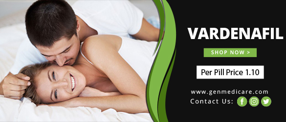 Vardenafil Reviews, Side Effects, Dosage