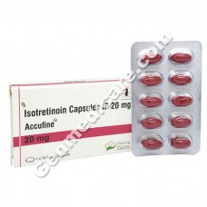 Accufine 20 mg Capsule