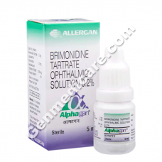 Alphagan Eye Drop (5ml)