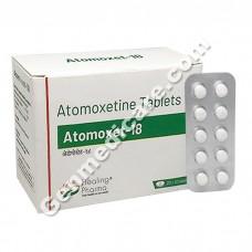 Atomoxet 18