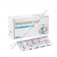 Combutol 400 mg Tablet