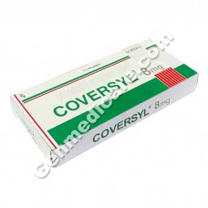 Coversyl 8 mg Tablet, Heart & Blood Pressure