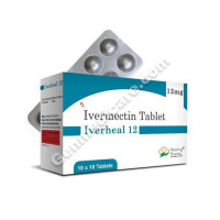 Ivermectin 12 mg (Iverheal)