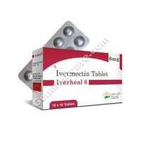 Ivermectin 6mg (Iverheal)