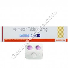 Ivermectol 12 mg Tablet