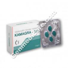 Kamagra 100mg, Kamagra Sildenafil 100mg