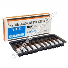 Kenadion 10 mg Injection, Nutritional Care