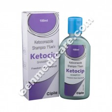 Ketocip Shampoo (1%)