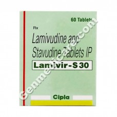 Lamivir S 30 Tablets, Hiv Care