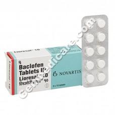 Lioresal Tablet
