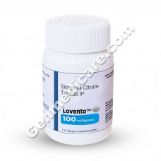 Lovento, Sildenafil Citrate 100mg, Viagra Tablets, ED pills