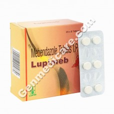 Lupimeb 100 mg Tablet, Anthelmintic & Anti-Worm