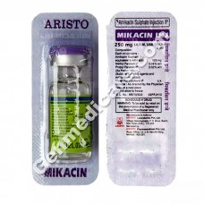 Mikacin 250 mg Injection