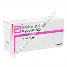 Mysoline 250 mg Tablet, Epilepsy
