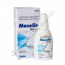 Naselin Nasal Spray (10ml)