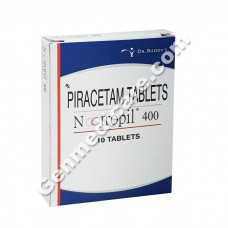 Nootropil 400 mg Tablet, Anti Parkinsonian