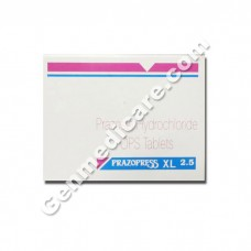 Prazopress XL 2.5 mg Tablet, Heart & Blood Pressure
