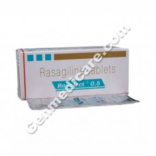 Rasalect 0.5 mg Tablet