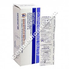 Siphene -M 25 mg Tablet, Infertility Therapy