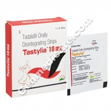 Tastylia 10 mg (Tadalafil Orally Disintegrating Strips) - Cheapest Medication