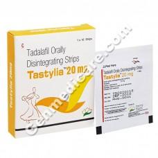 Tastylia 20 mg, Tadalafil Oral Strips, Order Tadalafil