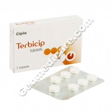 Terbicip 250 mg Tablet, Anti Fungal