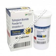 Tiotrop Rotacap