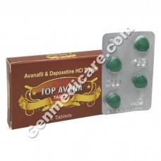 Top Avana, Avanafil 50mg / Dapoxetine 30mg, ED pills Online