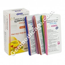 Week Pack Kamagra 100mg Oral Jelly