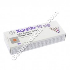 Xarelto 10 mg Tablet
