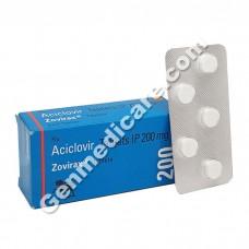 Zovirax 200 Tablets