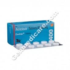 Zovirax 400 Tablets