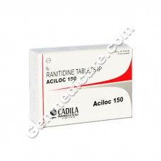 Aciloc 150 mg Tablet