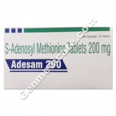 Adesam 200 mg Tablet, Kidney / Liver Care