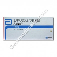 Adiza 10 mg Tablet, Acid Reducers