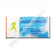Alaspan 10 mg Tablet