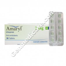Amaryl 2 mg Tablet