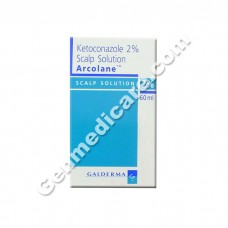 Arcolane Scalp Solution, Anti Fungal