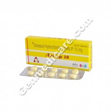 Aricep 10 mg Tablet