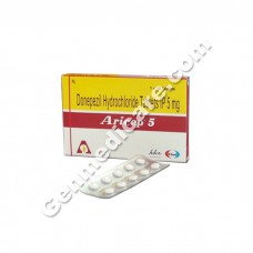 Aricep 5 mg Tablet