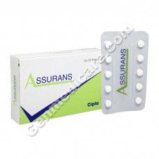 Assurans 20 mg Tablet