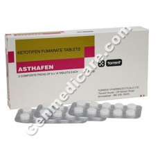 Asthafen 1 mg Tablet, Asthma
