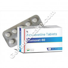 Atomoxet 60 Tablet