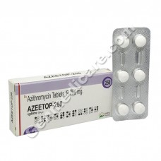 Azeetop 250 Tablet
