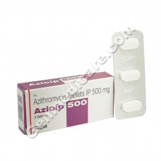 Azicip 500 mg Tablet