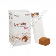 Beclate Inhaler 200