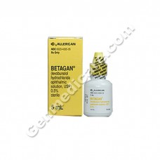 Betagan Eye Drop, Eye / Ear Care