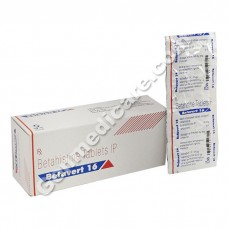 Betavert 16 mg Tablet, Anti Emetic