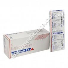 Betavert 16 mg Tablet